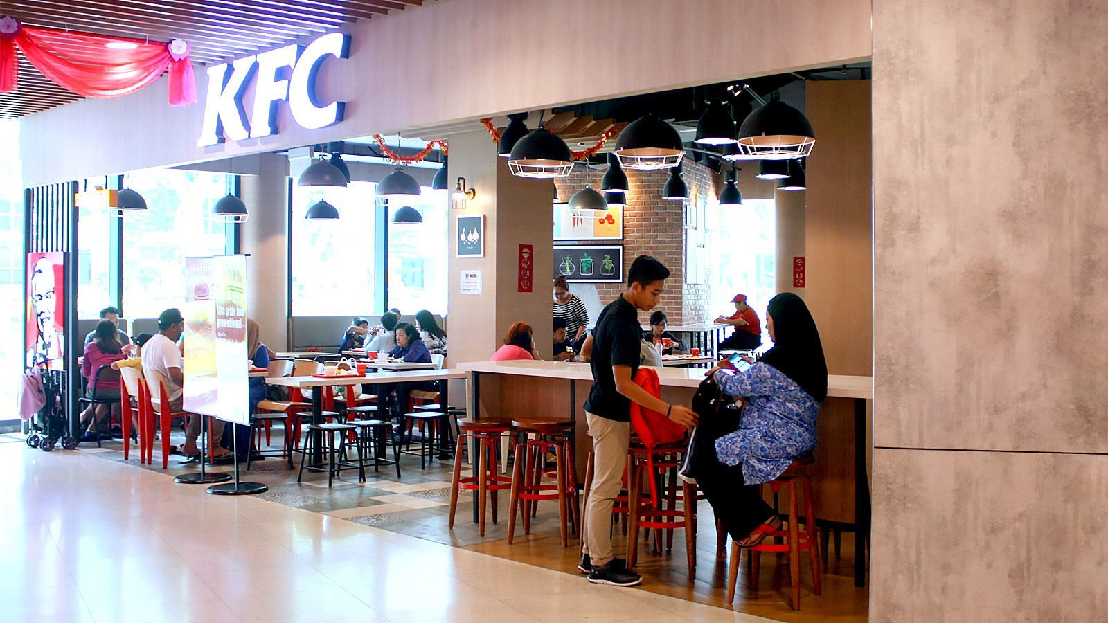 Acumatica Cloud ERP solution for KFC Singapore