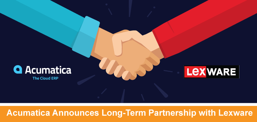 Acumatica Announces Long-Term Partnership with Lexware