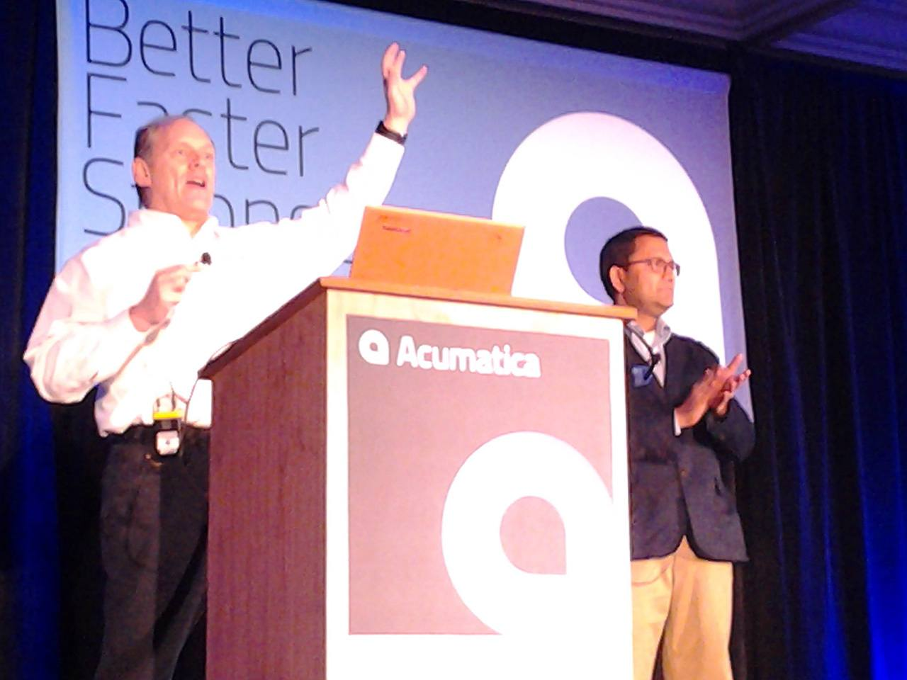 Ajoy Krishnamoorthy and Richard Duffy share about Partner Enablement and the Acumatica Developer Network