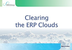 Clearing the ERP Clouds