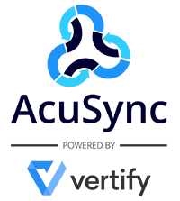 AcuSync Powered by Vertify - Vertify, Inc