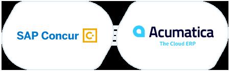Acumatica-SAP Concur Quickstart Bundle - Celigo
