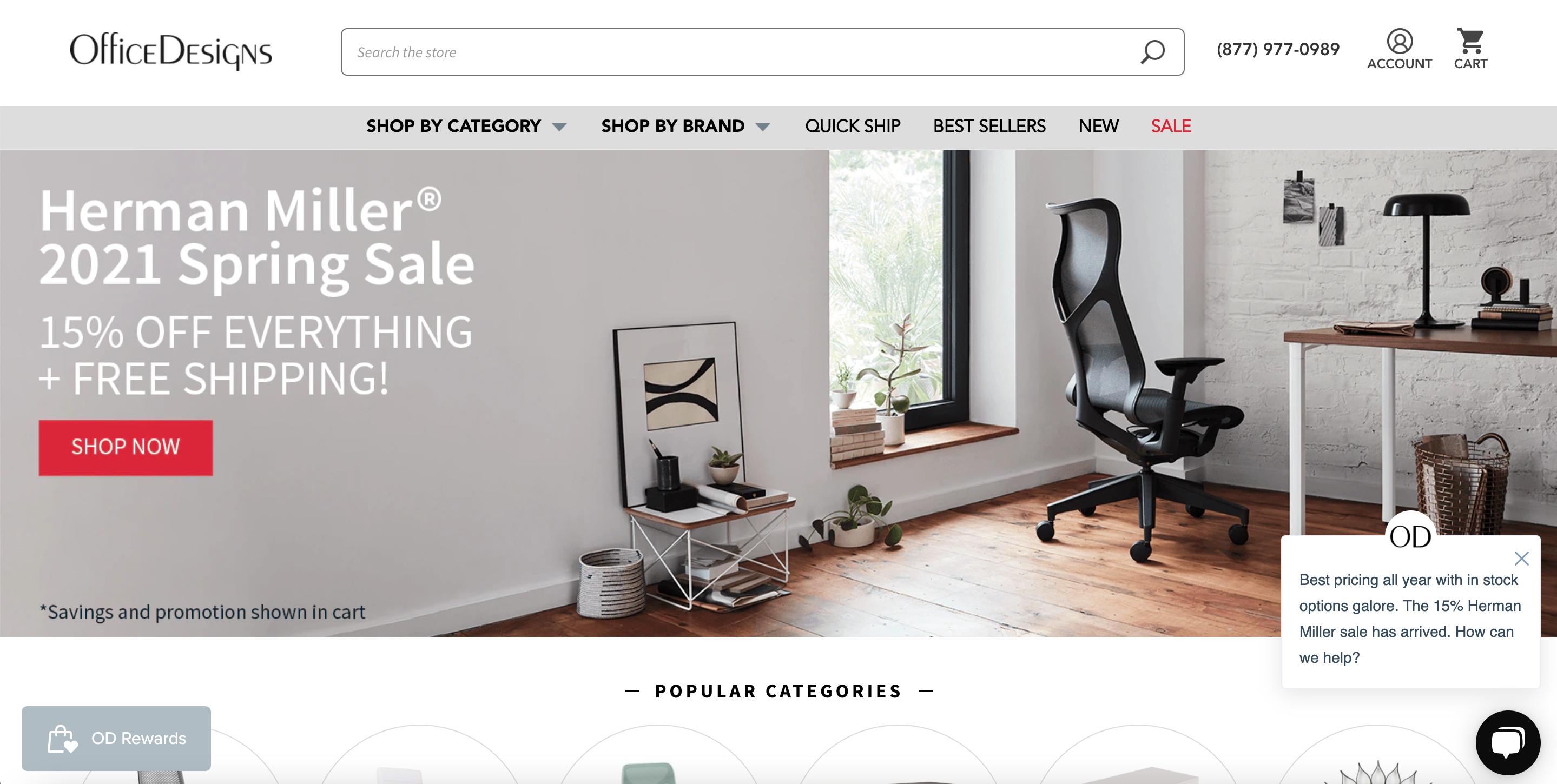 Office Designs - EYStudios Client