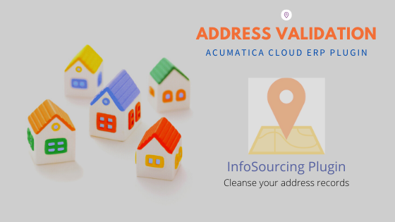 Address Validation Plugin From InfoSourcing Inc