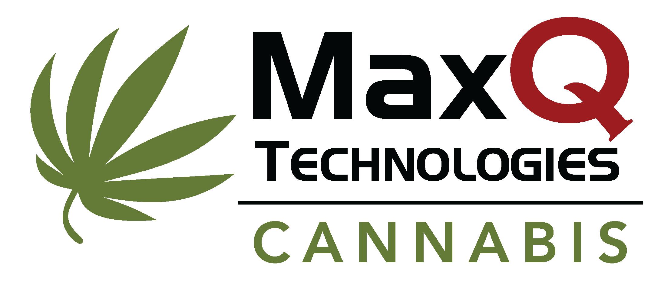 MaxQ Technologies - MaxQ Cannabis Management Solution