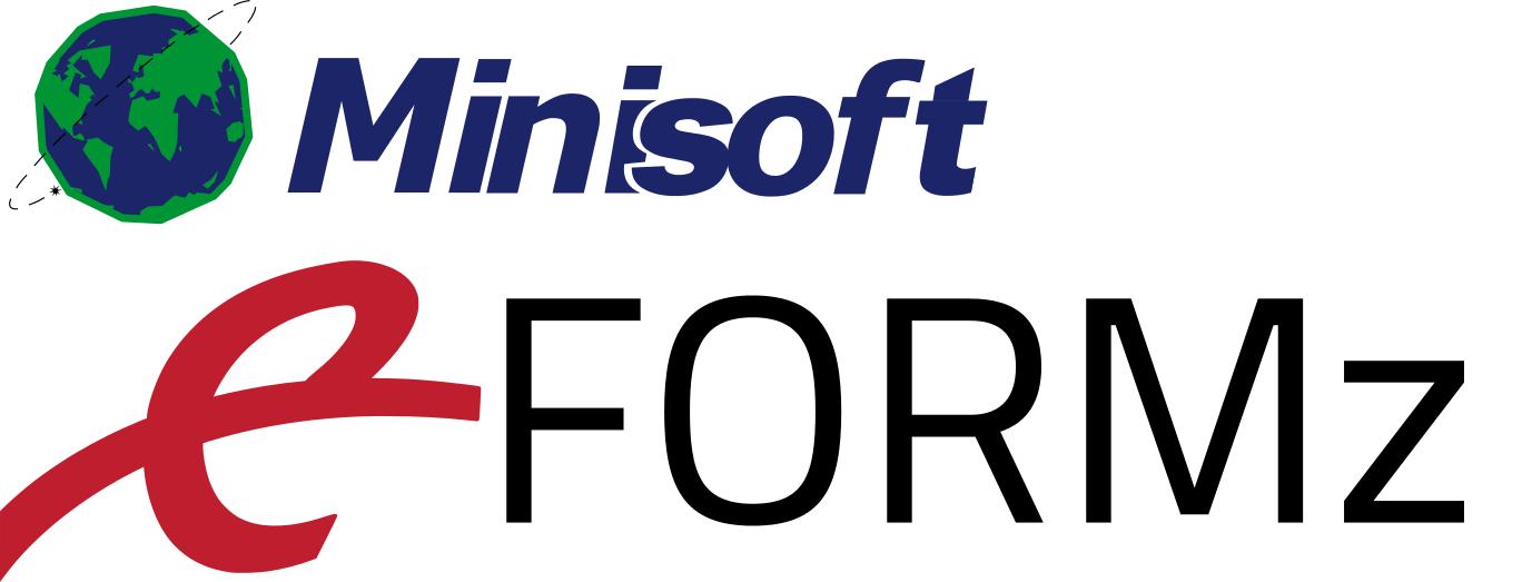Minisoft - eFormz