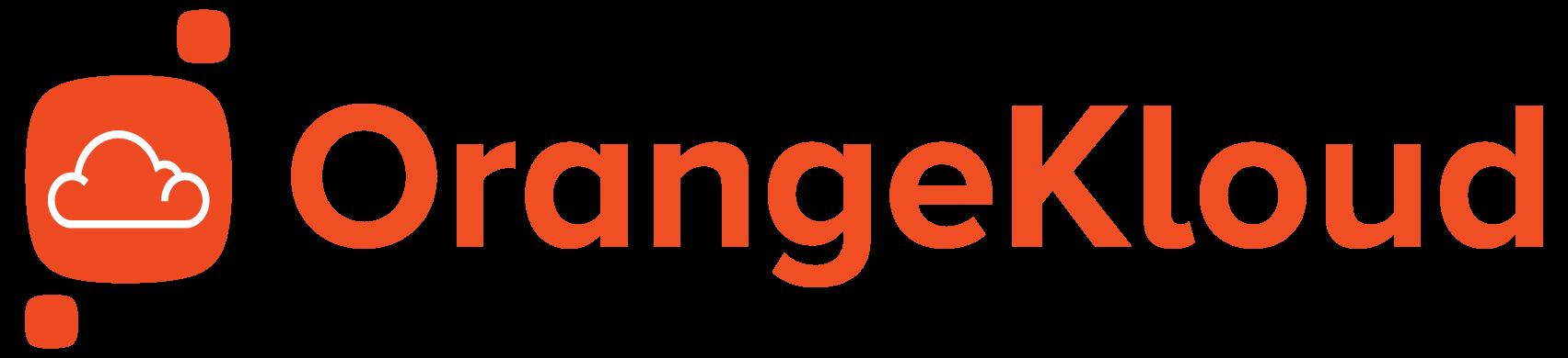 Orangekloud Customer Self Ordering App - OrangeKloud Inc
