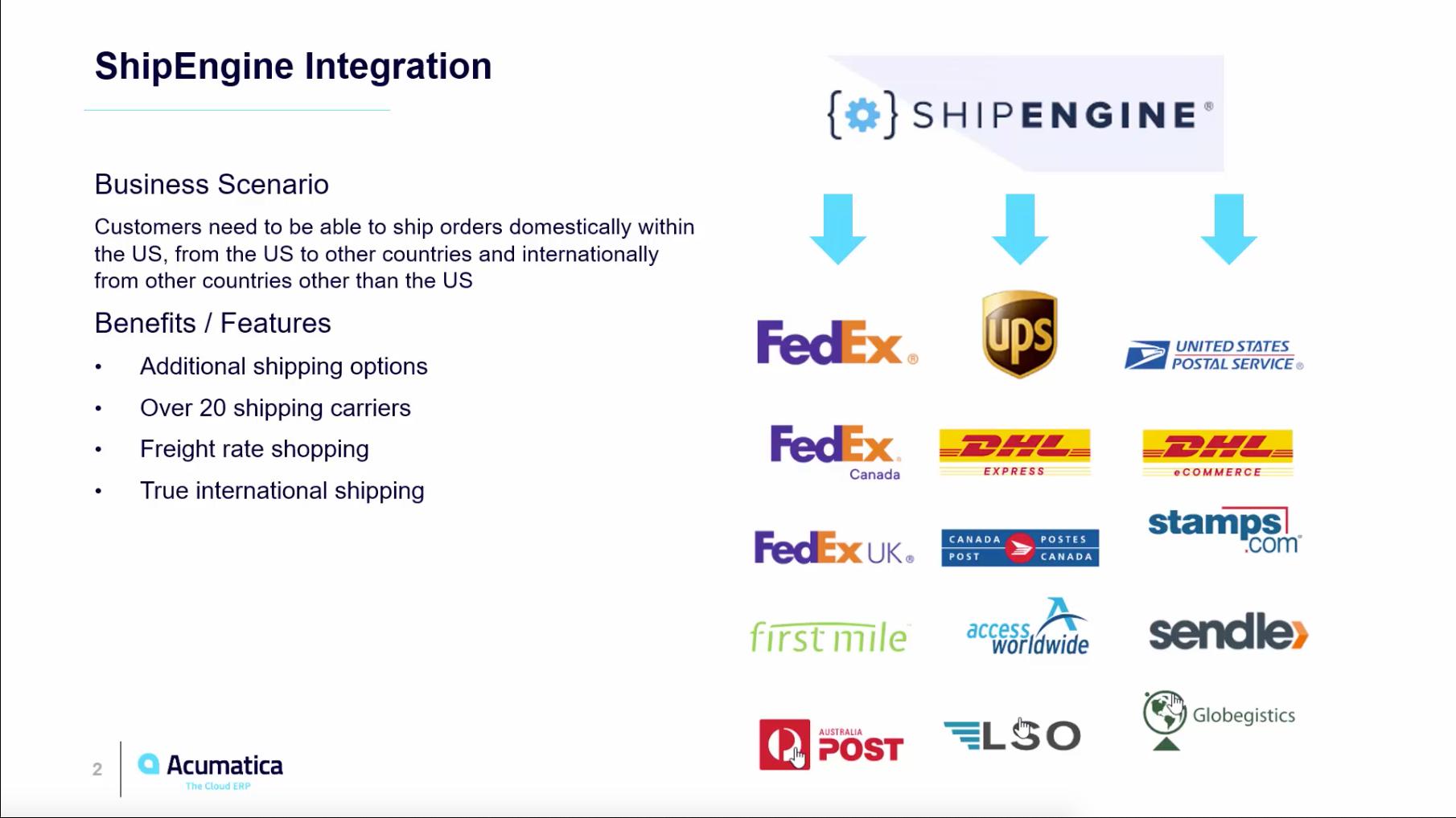 ShipEngine Benefits