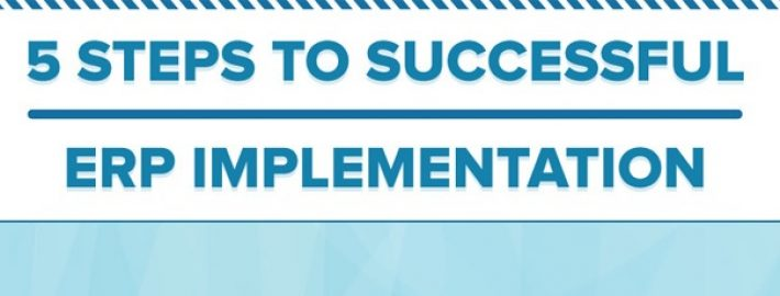 5 Steps to a Successful ERP Implementation