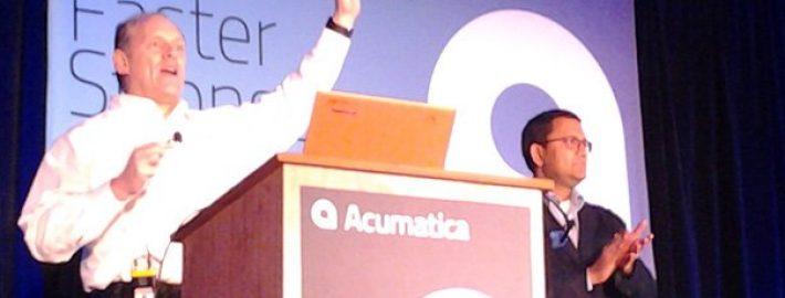 Acumatica Partner Summit 2015 Sets the Bar High on Day One