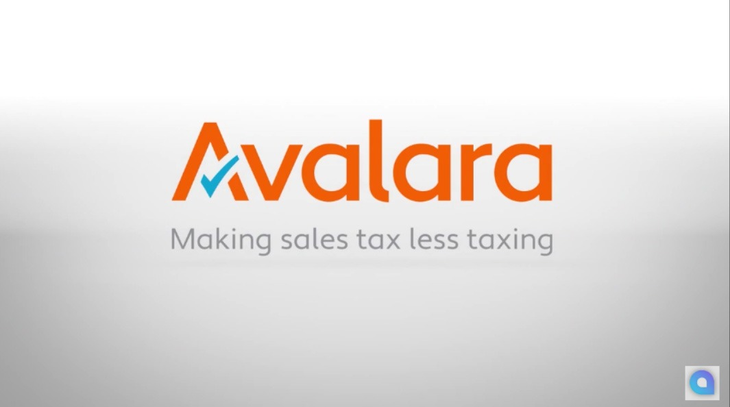Avalara Sales Tax Overview