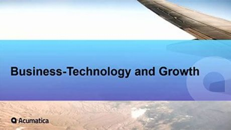 Business-Technology and Growth (April 2016)