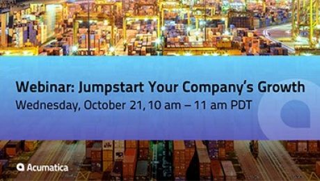 Jumpstart Your Company's Growth (October 2015)