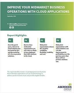 ERP Midmarket Cloud