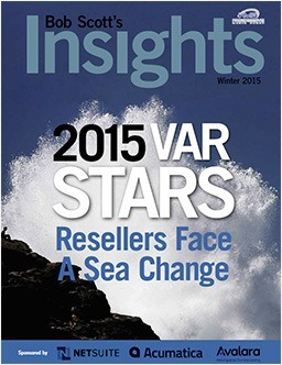 Bob Scott's Insights 2015 VAR Stars