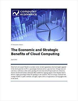 The Economic and Strategic Benefits of Cloud Computing