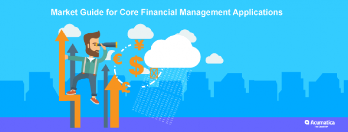 Free: Gartner Market Guide for Core Financial Management Applications