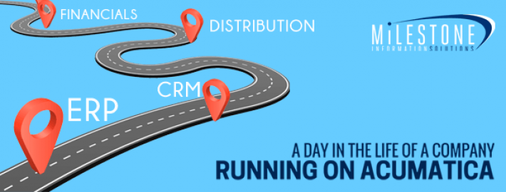 A Day in the Life of a Company Running on Acumatica