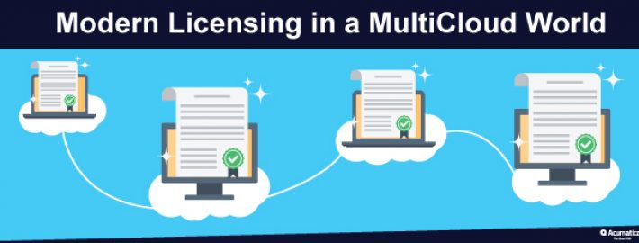Modern Licensing in a MultiCloud World