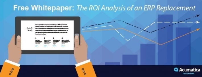 AWS and Acumatica: The ROI of Modern Cloud Solutions
