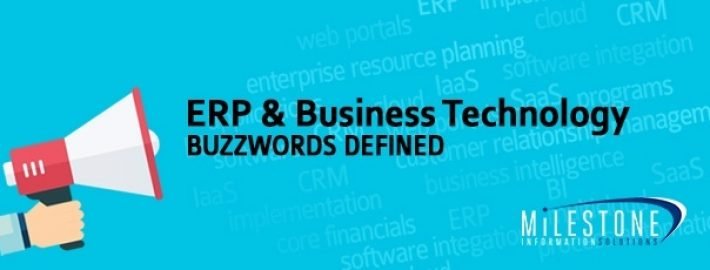 ERP and Business Technology Buzzwords Defined