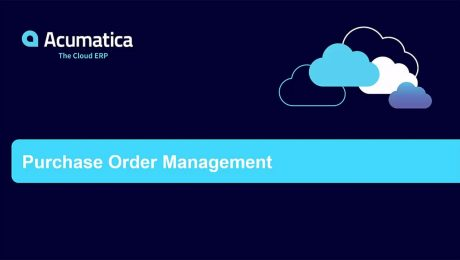 Acumatica Purchase Order Management