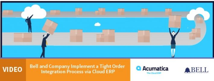 Video: Bell and Company Implement a Tight Order Integration Process via Cloud ERP