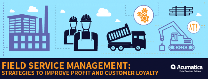 Free Whitepaper: Field Service Management Software - Strategies to Improve Profit and Customer Loyalty