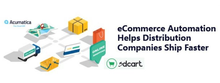 eCommerce Automation Helps Distribution Companies Ship Faster