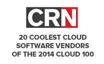 CRN 20 Coolest Cloud Software Vendors 2014