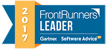 Software Advice FrontRunners Quadrant