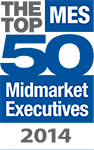 CRN Top 50 Midmarket IT Vendor Executives 2014