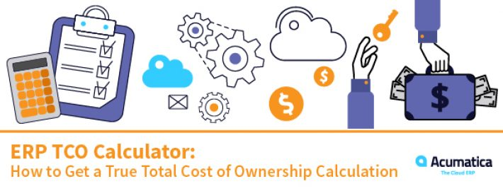 ERP TCO Calculator: How to Get a True Total Cost of Ownership Calculation