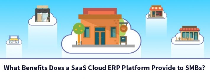 What Benefits Does a SaaS Cloud ERP Platform Provide to SMBs?