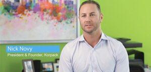 Acumatica Cloud ERP solution for Korpack
