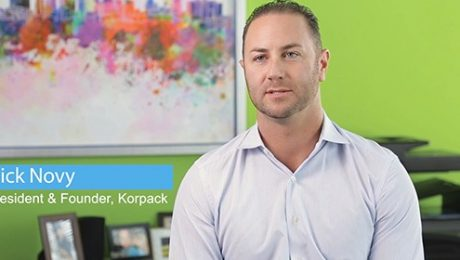 Korpack implemented Acumatica Cloud ERP