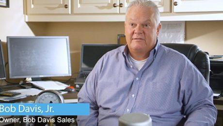 Bob Davis Sales Success Story