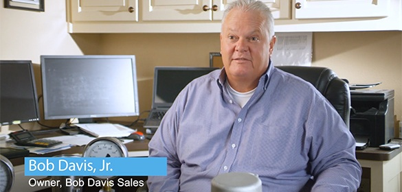 Bob Davis Sales Migrated from Sage to Acumatica