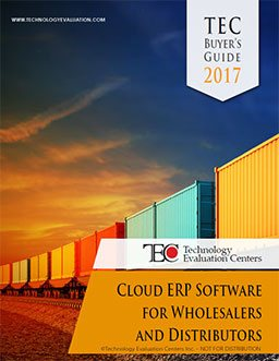 Cloud ERP Software for Wholesalers and Distributors