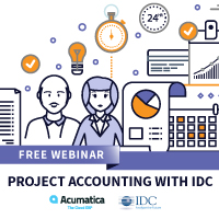 Acumatica Webinar: Project Accounting Webinar