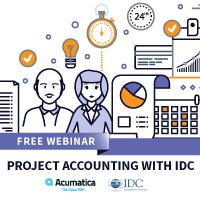 Acumatica Webinar: Project Accounting Webinar