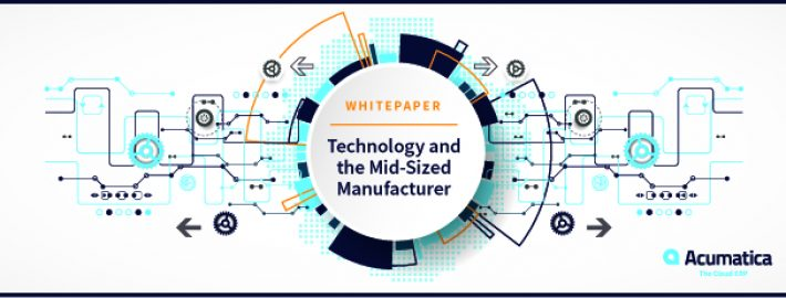 Free Whitepaper: Understand and Navigate the Current Technological Landscape for Manufacturing ERP Systems