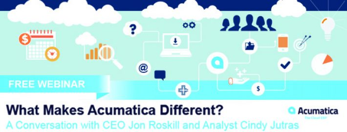 What Makes Acumatica Different: A Conversation with CEO Jon Roskill and Analyst Cindy Jutras