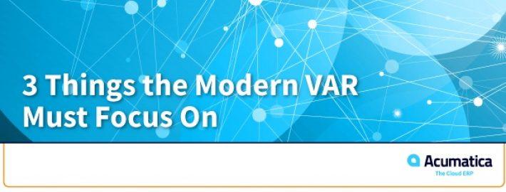 3 Things the Modern VAR Must Focus On