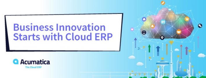 Business Innovation Starts with Cloud ERP [Free Webinar]