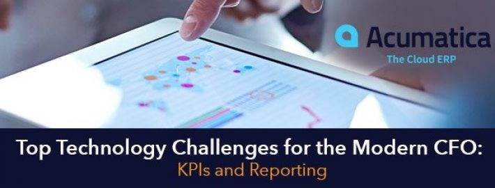 Top Technology Challenges for the Modern CFO: KPIs & Reporting