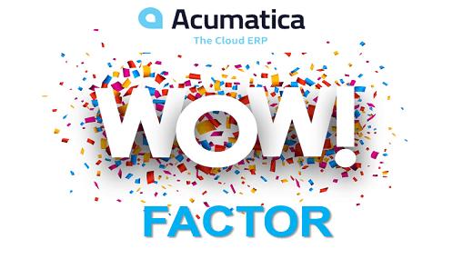 Acumatica Webinar: The Acumatica WOW Factor! Competition Crushing Key Differentiators
