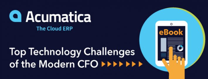 [eBook] Overcoming Top Technology Challenges for the Modern CFO