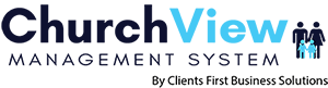 Clients First Business Solutions - ChurchView Management System