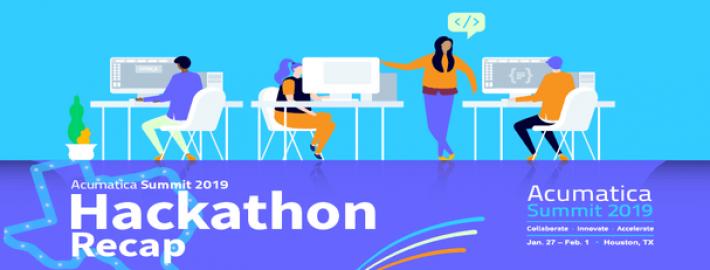 Acumatica Summit 2019: Hackathon Recap